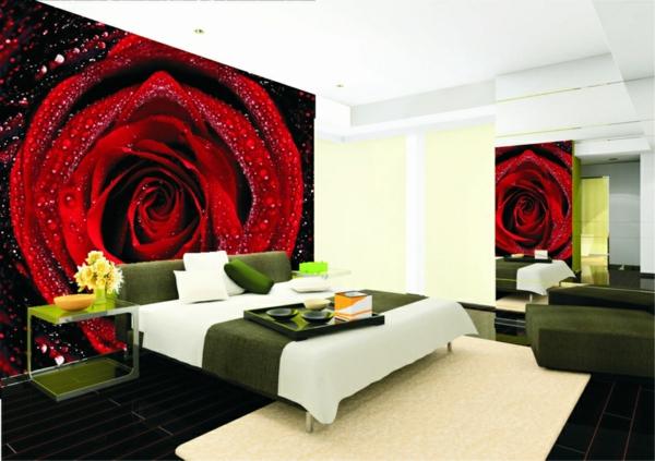 Schlafzimmer Farben Rot: Welche Farbe Im Schlafzimmer ... Schlafzimmer Farben Rot