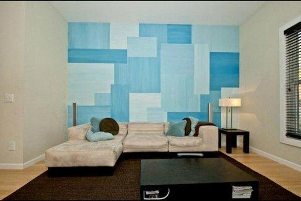 wandfarbe ideen quadrat. Black Bedroom Furniture Sets. Home Design Ideas