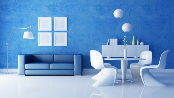 tapeten-farben-ideen-klassisches-blau