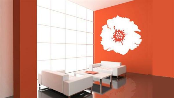 tapeten-farben-ideen-moderne-zimmer-in-orange