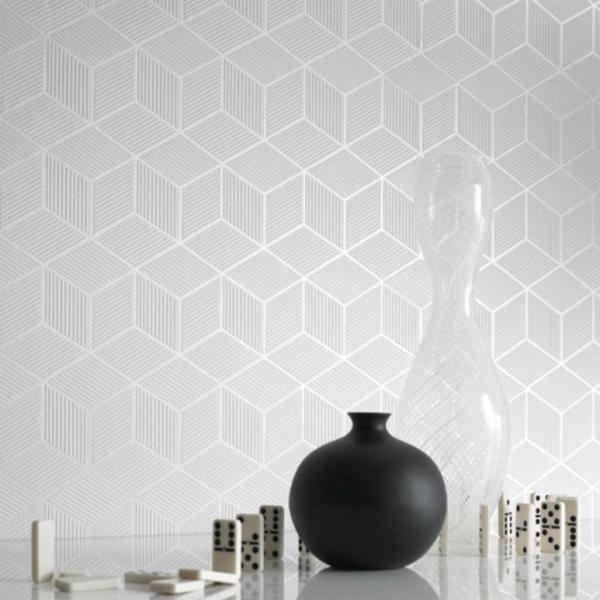 tapeten schlafzimmer modern ~ interieurs inspiration - Modern Tapeten