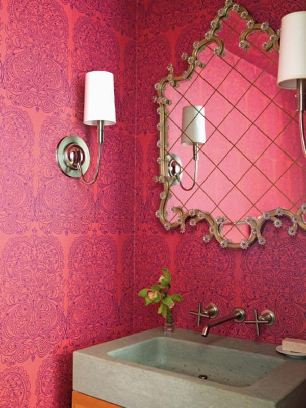 tapeten-farben-ideen-rosiges-badezimmer