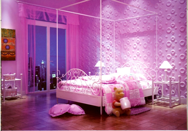 90 neue tapeten farben ideen teil 2 for 5 year old bedroom ideas girl