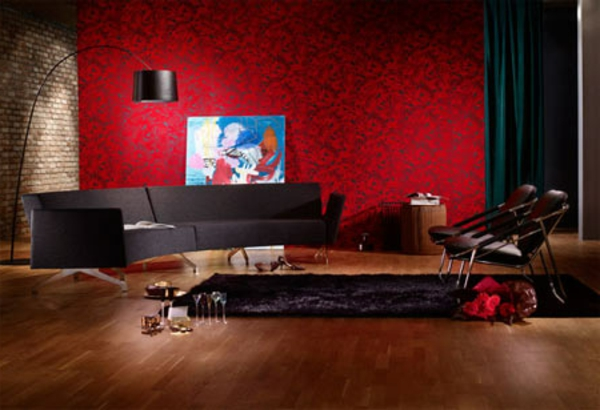 Schlafzimmer Rote Wand Esszimmer Rote Wand Easinext   Rote Wand Esszimmer