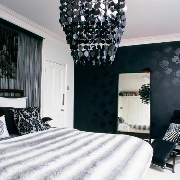 Wohnzimmer ideen grau wei