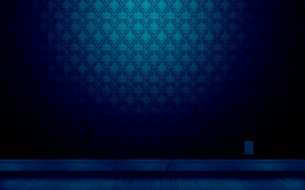 tapeten-farben-ideen-sehr-dunkel-blau