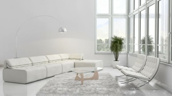 tapeten-farben-ideen-wohnzimmer-in-weißer-farbe