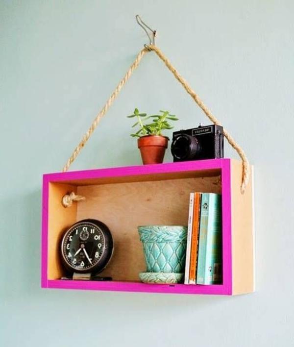 tolle-Dekoration-mit-frischen-neon-Farben-coole-idee