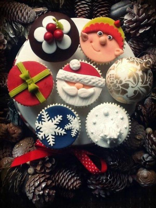tolle-Ideen-für-Weihnachtscupcakes