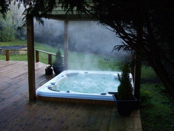 Tolle Ideen Für Die Gestaltung Eines Perfekten Gartens Whirlpool ...