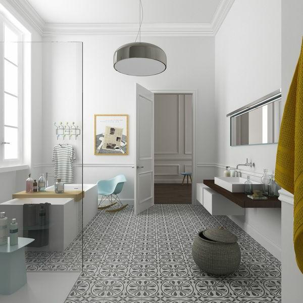 tolle-Ideen-für-eine-moderne-Badezimmergestaltung-originelle-Bodenfliesen-