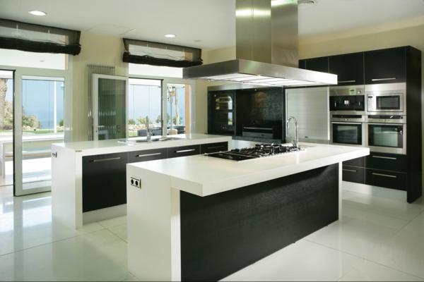 moderne-Küche-tolle-Ideen-für-eine-praktische-Kücheneinrichtung