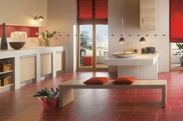 tolle-Küchengestaltung-moderne-Wohnung--moderne-Küche