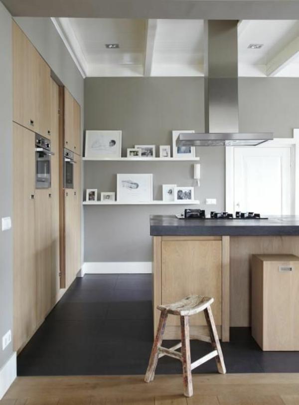 tolle--Küchengestaltung-moderne--Wohnung--moderne-Küche