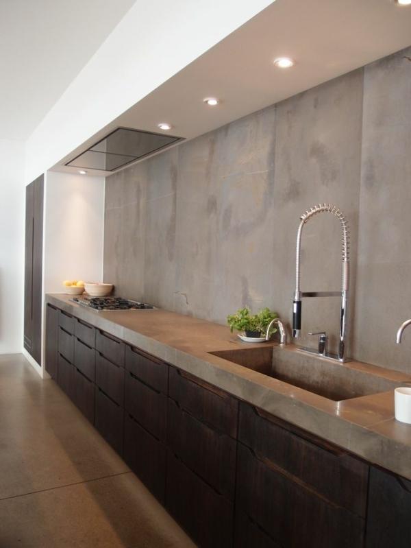 -tolle-Küchengestaltung-moderne-Wohnung