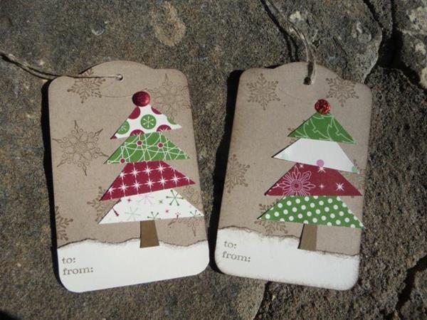 tolle-schöne-Weihnachtskarten-selber-basteln-