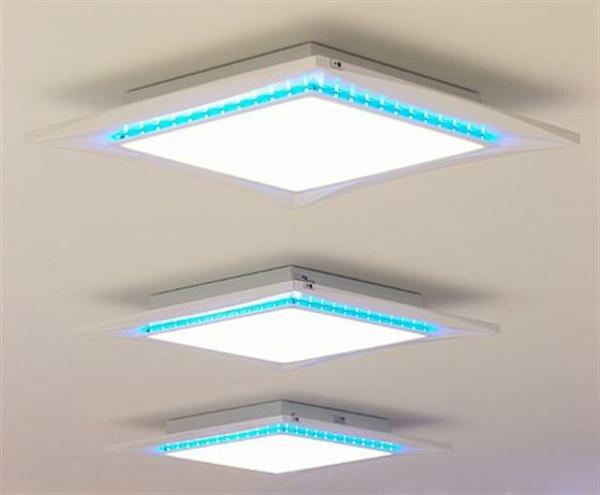 Deckenleuchte Deckenlampe Alexa Philips Schwarz - Licht-Idee.De