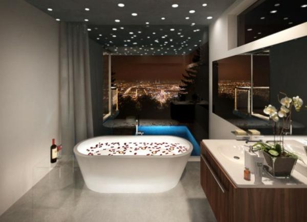 Badbeleuchtung für Decke - 100 inspirierende Fotos!