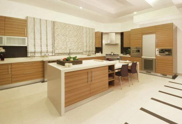 minimalistisches Design in der Küche