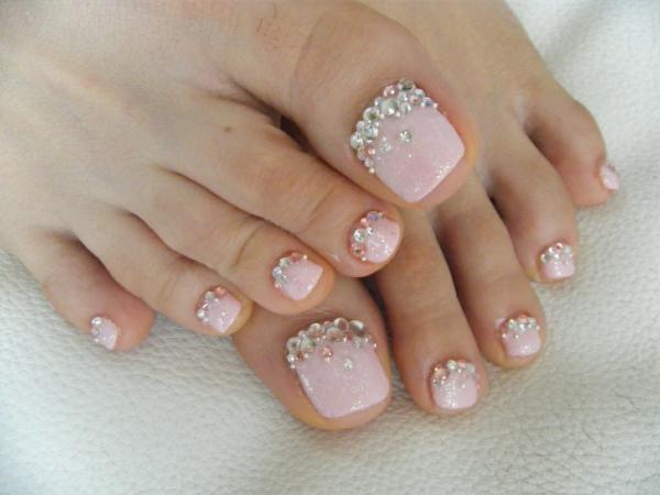 Nail Designs For Short Nails Pedicure