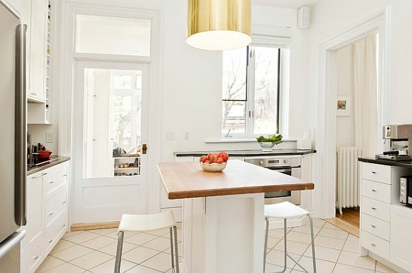 weiße-kleine-küche-einrichten-im-skandinavischen-stil