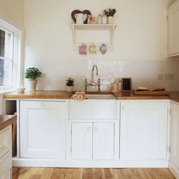 Farbgestaltung K Che weiße kleine küche einrichten 30 vorschläge archzine