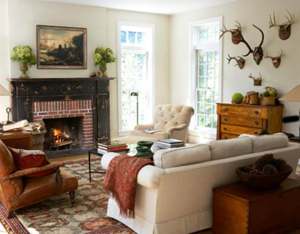 weißes-wohnzimmer-rustikal