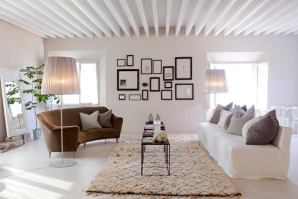 wohnzimmer rustikal:Wohnzimmer rustikal gestalten: Teil 2