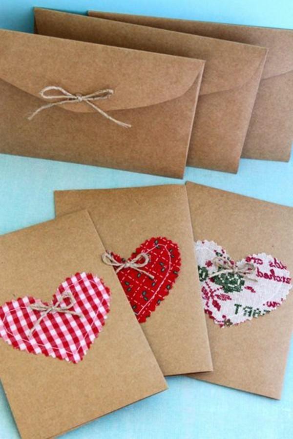 weihnachtsgeschenke-basteln-ideen-unikale-weihnachtskarten