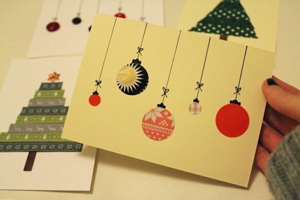 weihnachtskarte-selber-machen-interessantes-design