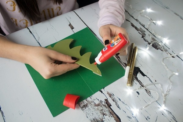 weihnachtskarten-ideen-wunderschönes-design