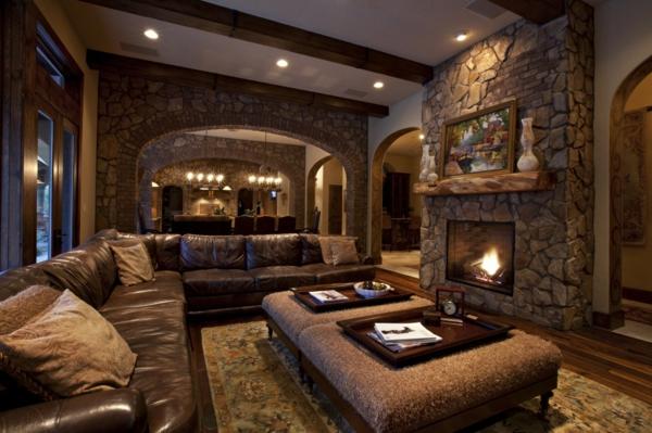 Design : Deckenleuchten Wohnzimmer Landhausstil ~ Inspirierende ... Wohnzimmer Deckenlampen Rustikal