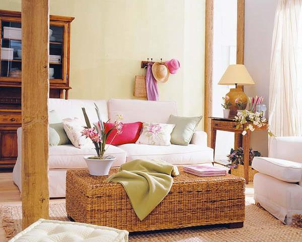 wohnzimmer-rustikal-hell-und-gemütlich