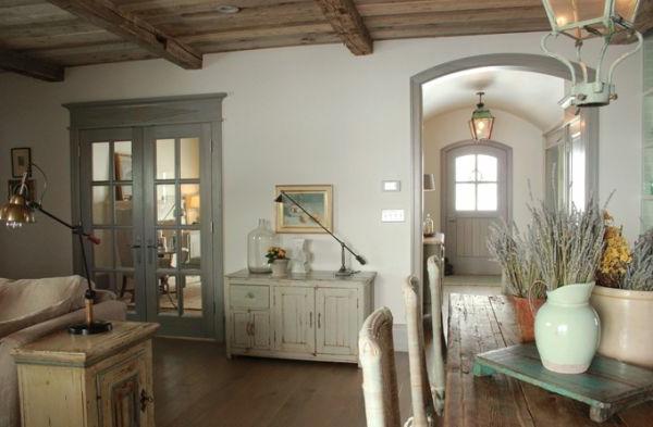 rustikales, modernes wohnzimmer ? massdents.info - Wohnzimmer Rustikal Gestalten