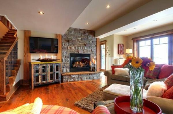 wohnzimmer-rustikal-speziell-ausgestattet