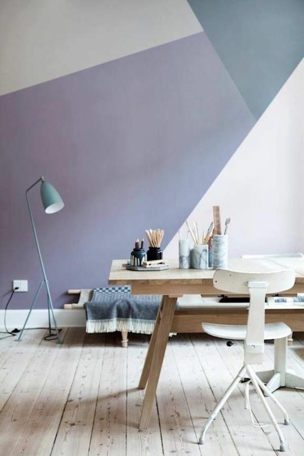 -wunderbare-Wandgestaltung- modernes-Interior-Design-