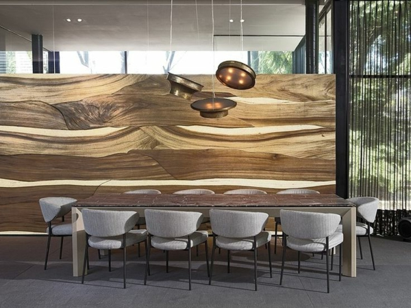 wunderbare-Wandgestaltung- modernes-Interior-Design-Holz