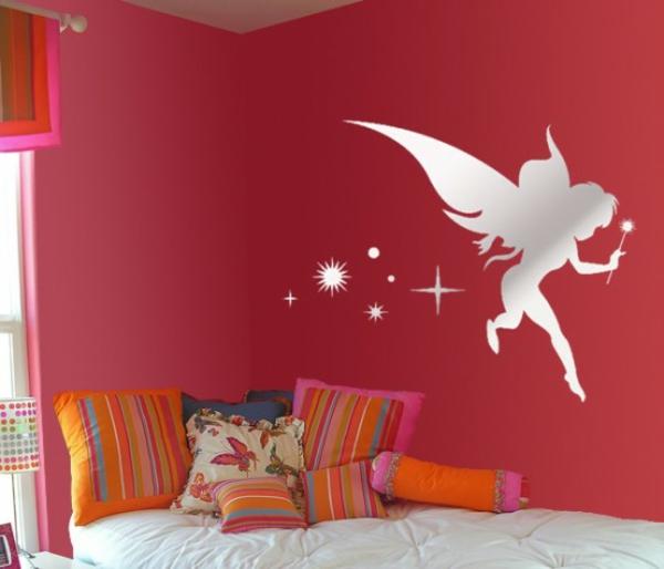 wunderbare-Wandgestaltung- modernes-Interior-Design-Kinderzimmer