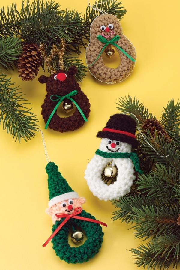 wunderschöne-originelle-Weihnachtsbastelideen