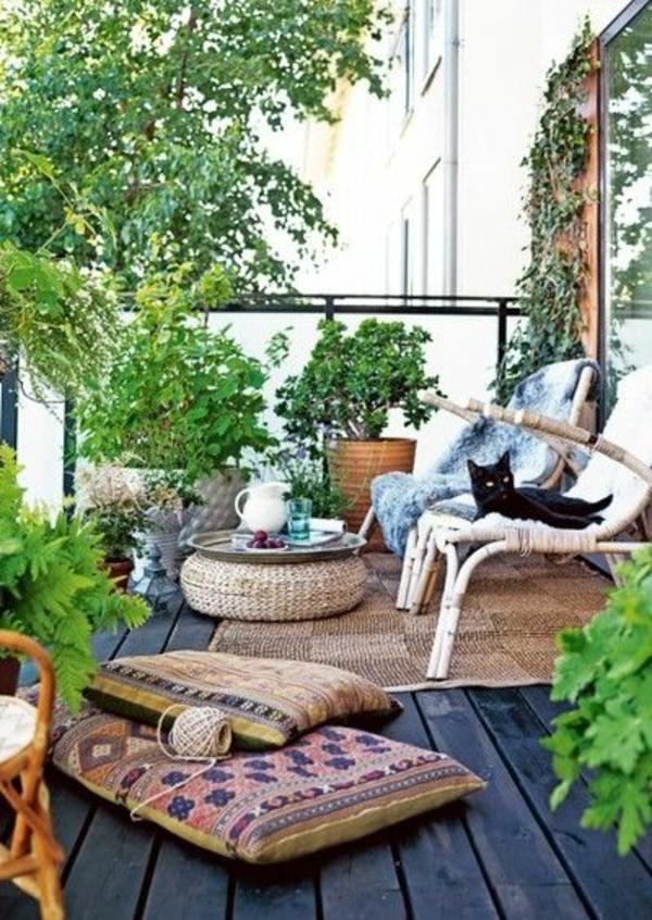 wunderschöne.Terrasse-mit-Möbeln-einrichten