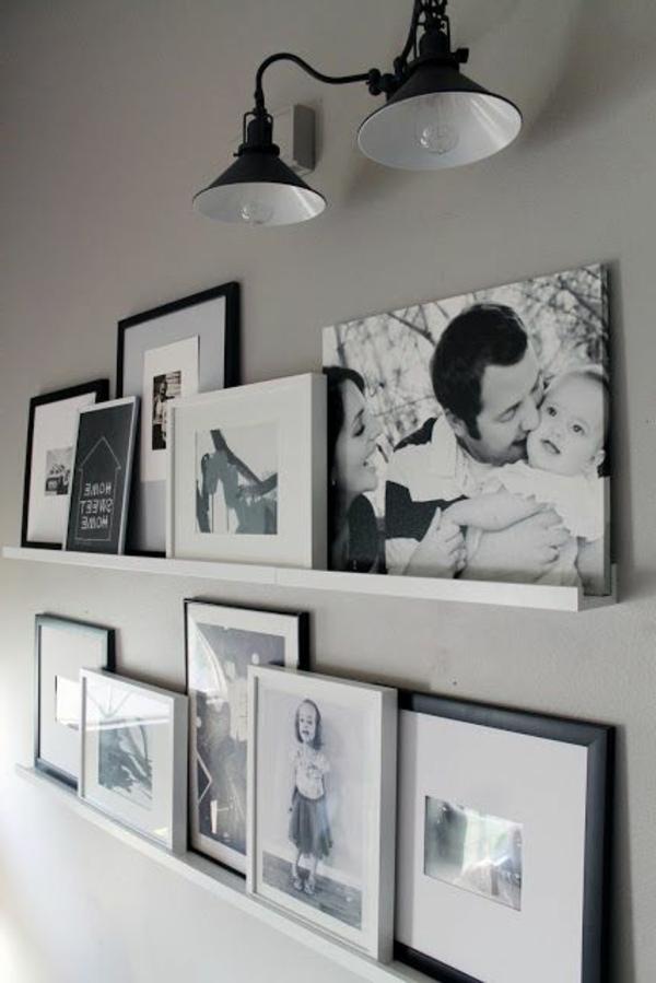 bilder an der wand bilder an wand sv33 hitoiro selbermachen idee tipps zur gestaltung einer. Black Bedroom Furniture Sets. Home Design Ideas