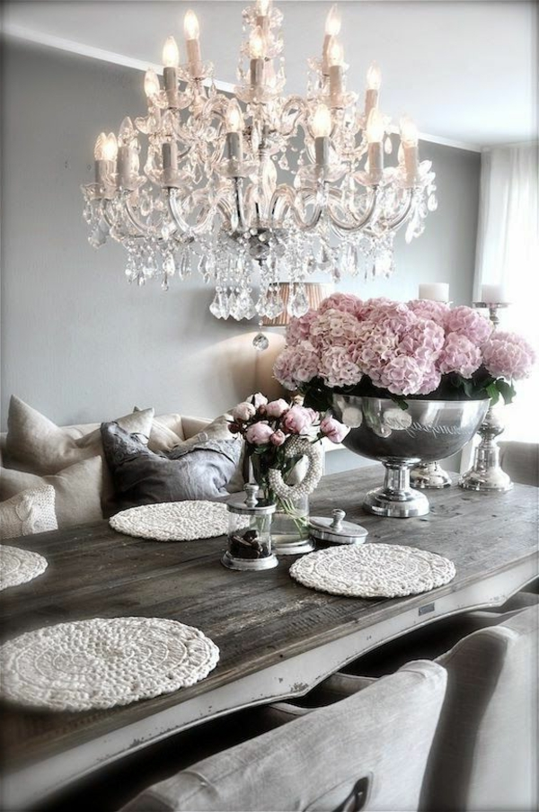 Kronleuchter Design Esszimmer ~ Home Design Ideen