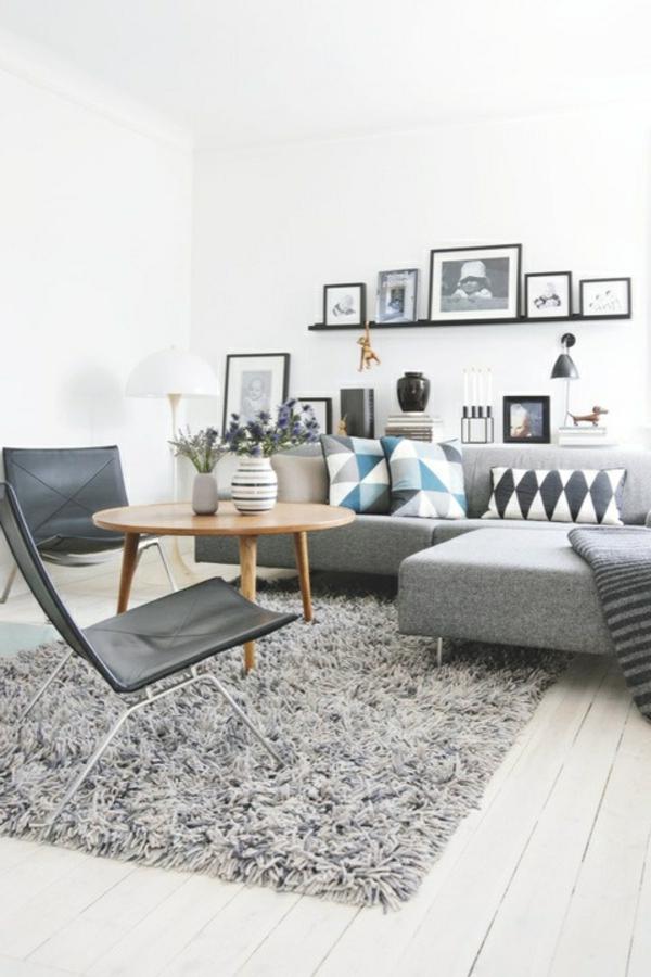 wohnzimmer einrichten - möbel und bilder