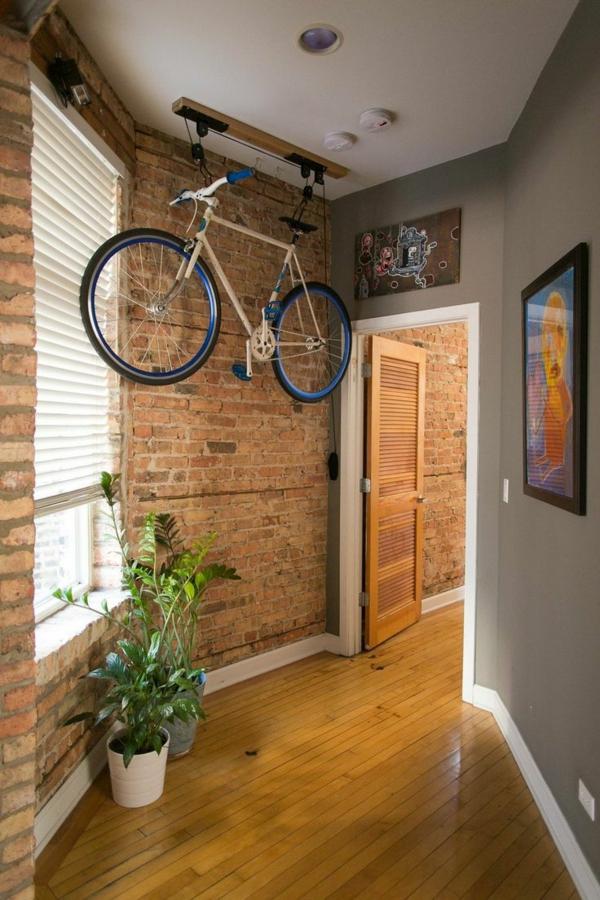 Fahrradhalter   40 moderne und praktische ideen!   archzine.net