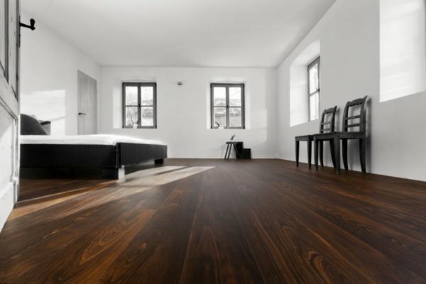 Parkettboden braun  Parkettboden - Stil und Klasse in 130 Fotos! - Archzine.net