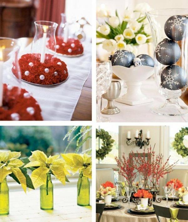 Weihnachtsdeko-Tischdeko-Ideen-für-Dekoration