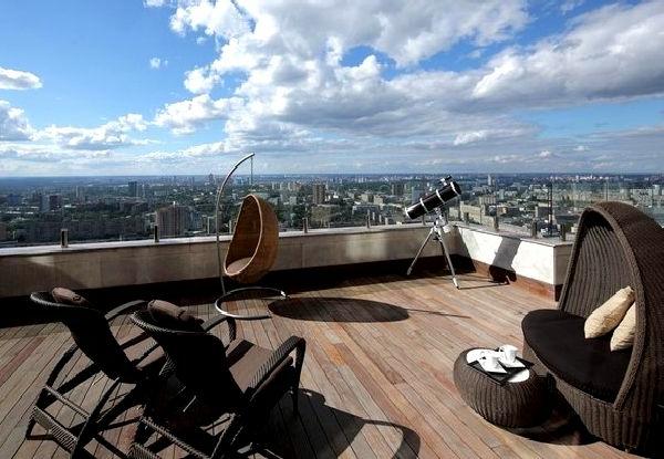Erstaunliche moderne terrassengestaltung in 120 fotos for Terrassen einrichtung