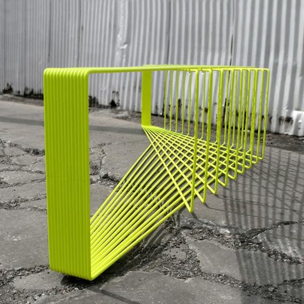 Deko-für-die-Straße-fluoreszierende-farbe-Gelb-Grün