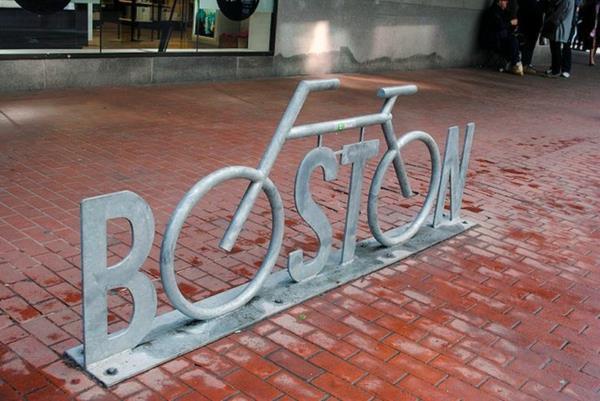 Fahrrad-Ständer-Boston-originelles-Design