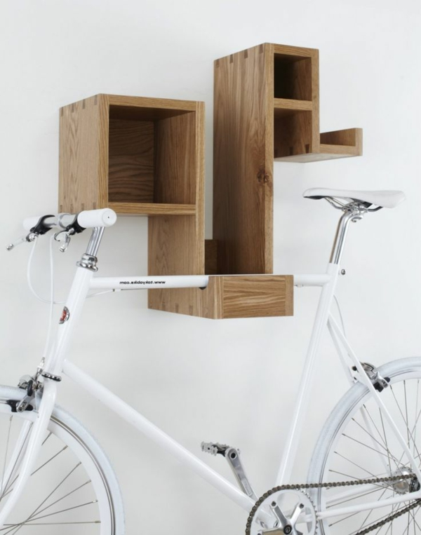 Fahrradaufbewarung-sehr-schöne-praktische-Ideen-aus-Holz